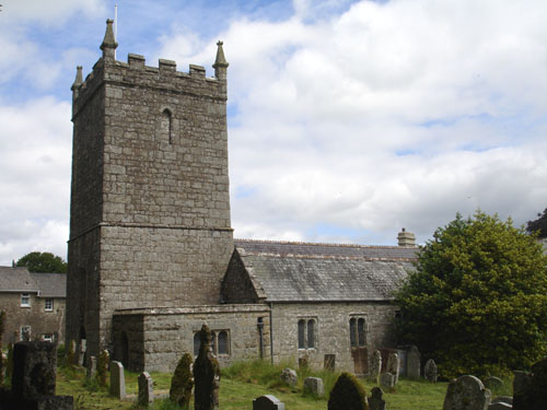 St Mary's Church in 2007