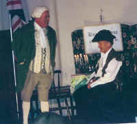 Thomas Benson and The Nightingale Scandal ©Appledore Maritime Players, 2000