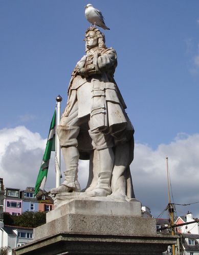 Statue of William of Orange