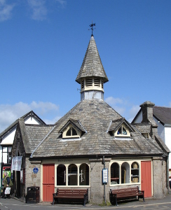 Market House, Chagford