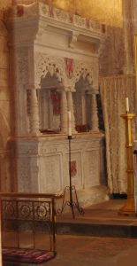 Sir John Whiddon Memorial in St Michael's Church