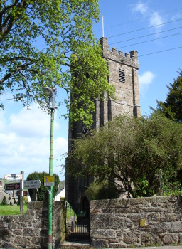 St Michael's Church tower