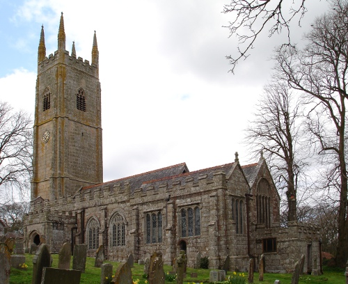St Andrew's Church, Sampford Courtenay