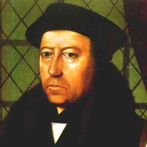 Thomas Cranmer, Archbishop of Canterbury
