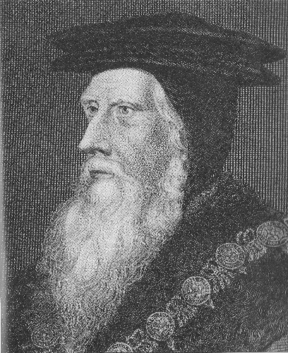 John Russell, Lord Privy Seal