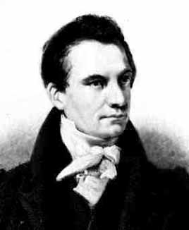 Babbage as a young man